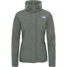 The North Face Sangro Jacket Dam deep lichen green heather